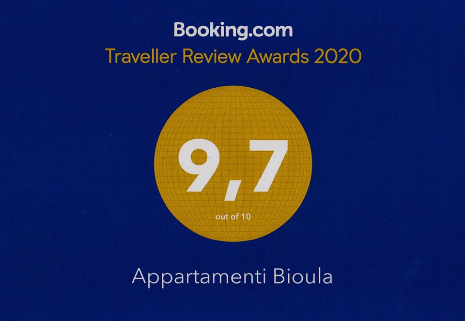 Booking.com Traveller Review Awards